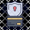 Security Creditcard Card Icon
