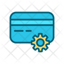 Credit Card Setting Under Maintenance Credit Card Icon