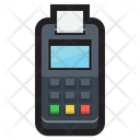 Credit card terminal Icon