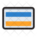 Credit card visa Icon
