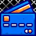 Credit Cards Installments Money Icon