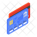 Credit Cards Atm Cards Bank Cards Icon