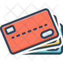 Credit Cards Payment Atm Card Icon