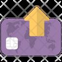 Credit Limit Credit Increase Money Transfer Icon