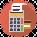 Credit card transaction Icon
