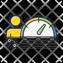 Credit Score Presonal Icon