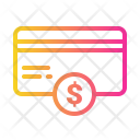 Credit Card Finance Icon