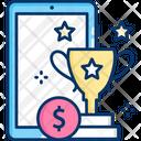 Credits And Rewards Credits Rewards Icon