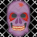 Creepy Face Icon
