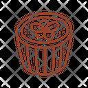 Creme Brulee Icon