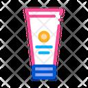 Cream Tube Tool Icon