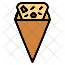 Crepe food Icon
