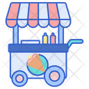 Crepe Stall Icon