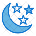 Crescent Moon Ramadan Rug Icon