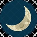 Crescent Moon Moon Night Icon