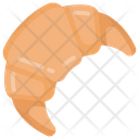 Croissant Crescent Roll Food Icon