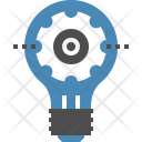 Cretivity Think Idea Icon