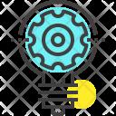Cretivity Think Idea Icon