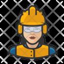 Crew Asian Construction Crew Asian Icon