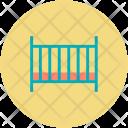 Crib Cradle Baby Icon