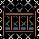 Crib Cot Baby Icon