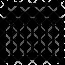 Crib Cot Cradle Icon