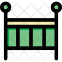 Baby Bed Cradle Icon