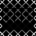 Crib Cot Bed Icon