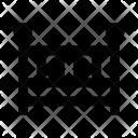 Crib Cradle Icon