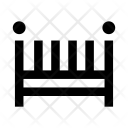 Crib Baby Icon