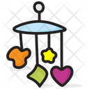 Crib Decor Crib Accessory Bauble Toys Icon