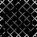 Crib decoration Icon