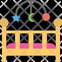 Crib Mobile Hanging Icon