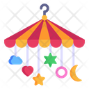 Crib Toy Icon