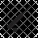 Ball Bat Set Icon