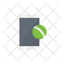 Cricket Match Mobile Icon