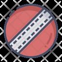 Cricket Ball Sports Icon