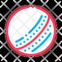 Cricket Ball Game Icon