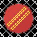 Ball Cricket Sports Icon