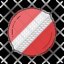 Ball Equipment Bat Icon