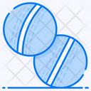 Cricket Balls Leather Balls Hard Ball Icon
