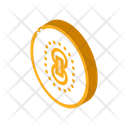 Athlete Ball Bat Icon