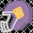 Helmet Cricket Headwear Icon