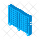 Cage Silhouette Water Icon