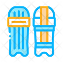 Cricket Pads Icon