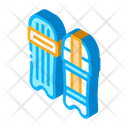 Skateboard Element Sport Icon
