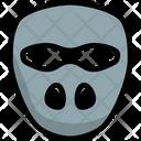 Cricket Protection Mask Cricket Protection Mask Icon