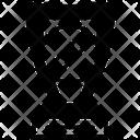 Cricket Shield Icon