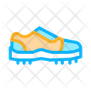Cricket Sneakers Game Icon