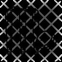 Cricket Wicket Gate Icon